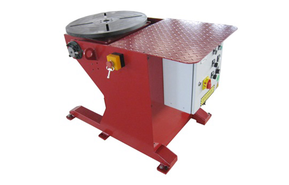 Used Mgwp 500kgs Welding Positioner