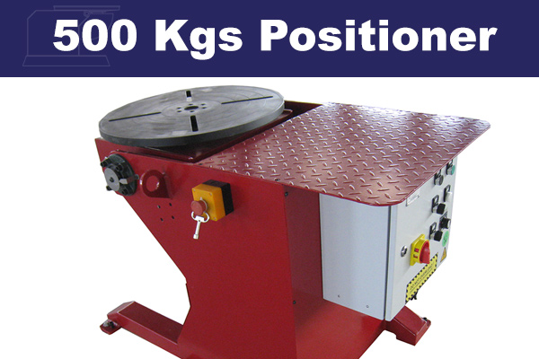 Used Welding Positioners